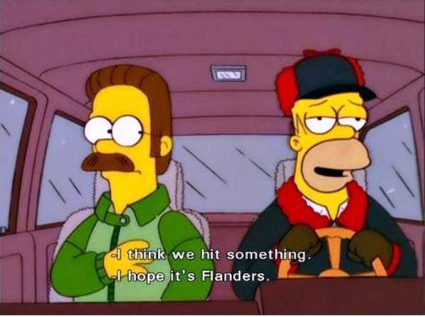Hope It's Flanders