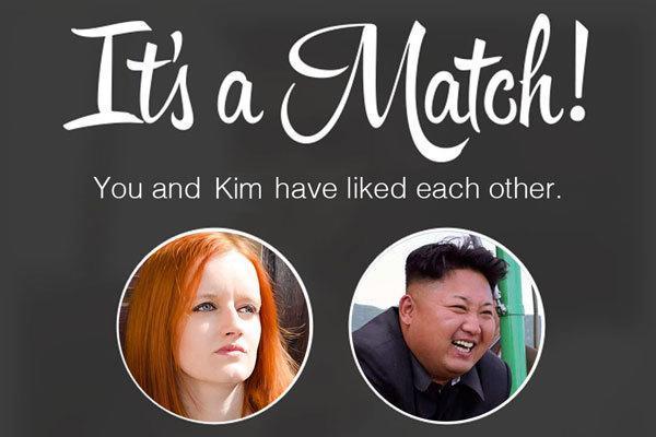 It's A Match Kim