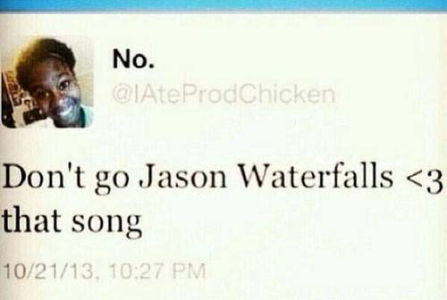 Jason Waterfalls