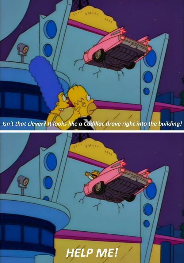 Moleman Simpsons Quotes