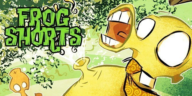 Frog Shorts: Seahorse Preview