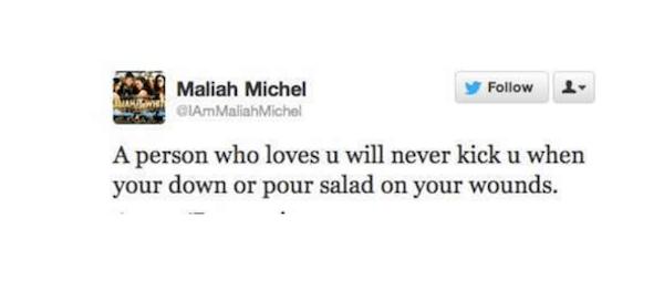 Salad Wounds