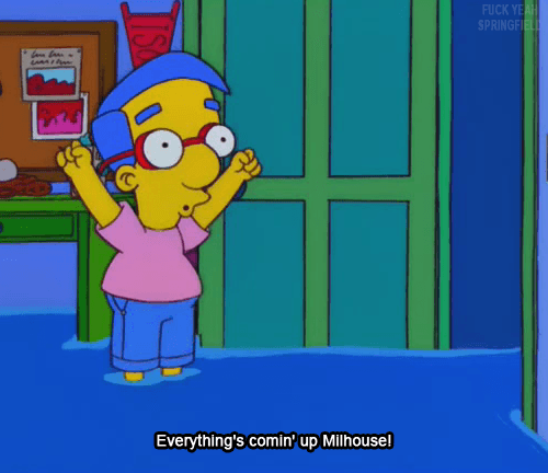 Simpsons dating quotes