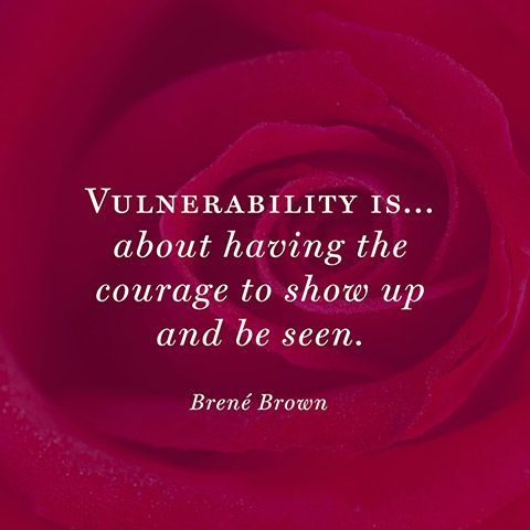Vulnerability Quotes