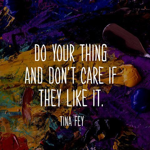 Tina Fey Quotes