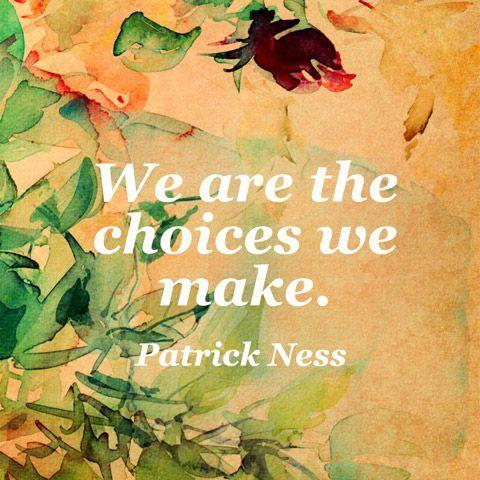 Patrick Ness Quotes