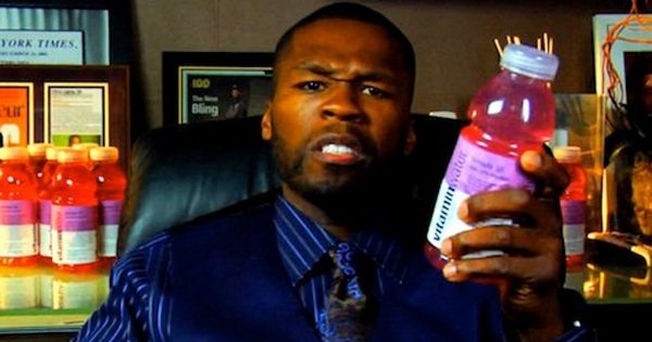 50 Cent Water