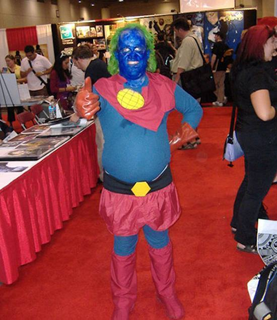Funny Cosplay Fails Captain Planet