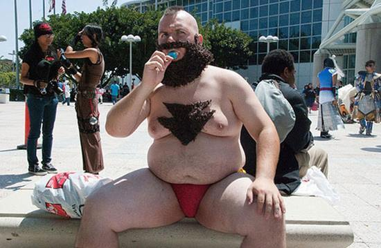 Cosplay Gone Terribly Wrong Zangief