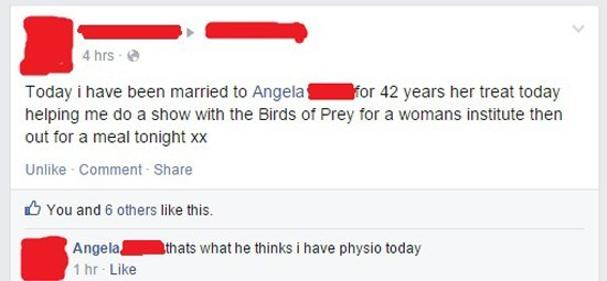 Old People Failing On Facebook Anniversary