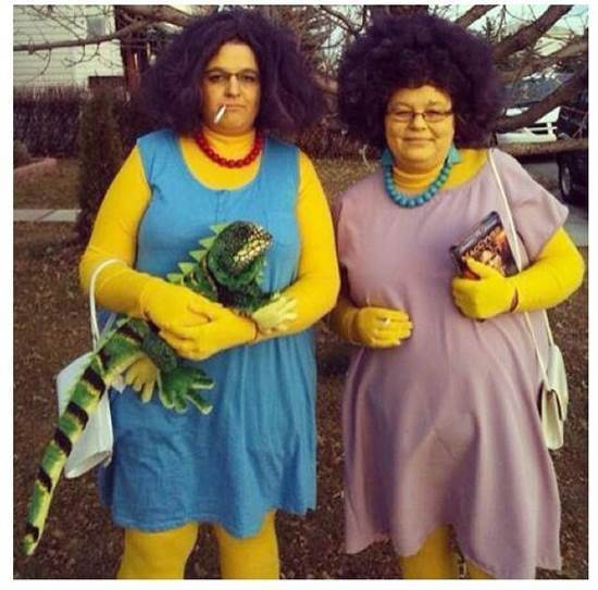 Patty And Selma