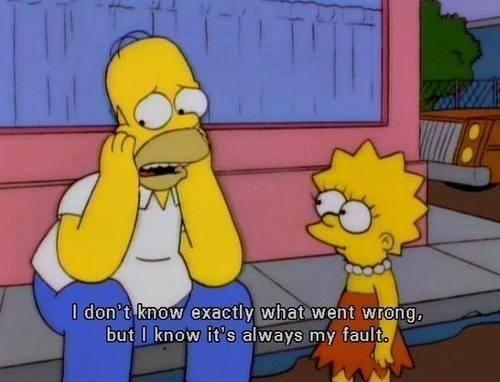 Always My Fault