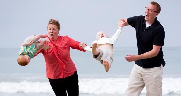 Awkwardest Family Photos