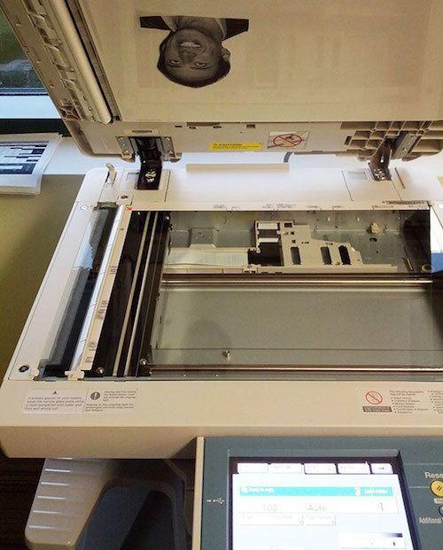 Cage Photocopier