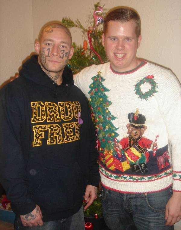 Christmas Photos Brothers