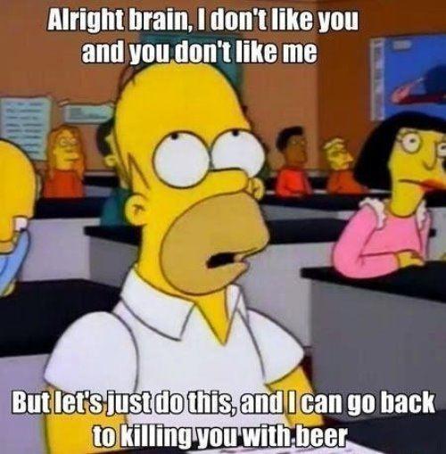 Classic Homer Simpson Quotes