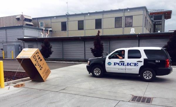 Cop Prank