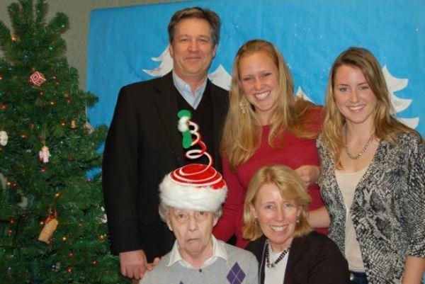 Funny Christmas Photos Grandma