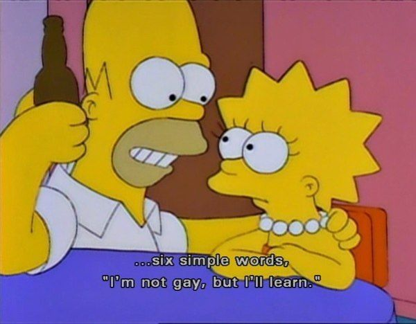 Funny Homer Simpson Quote
