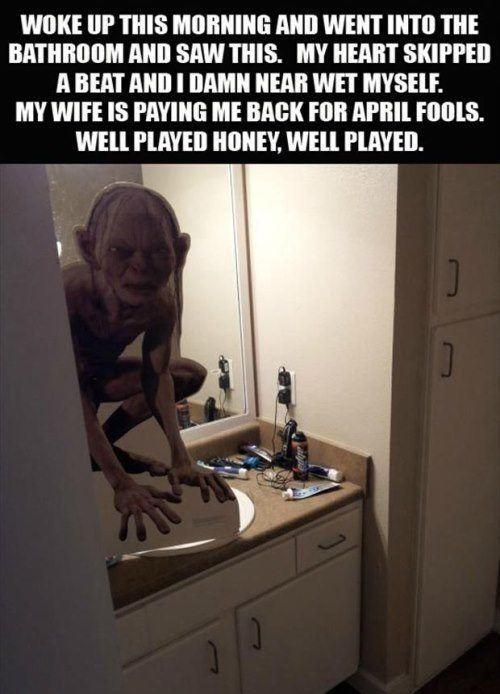 Funny Pranks For Aprils Fools