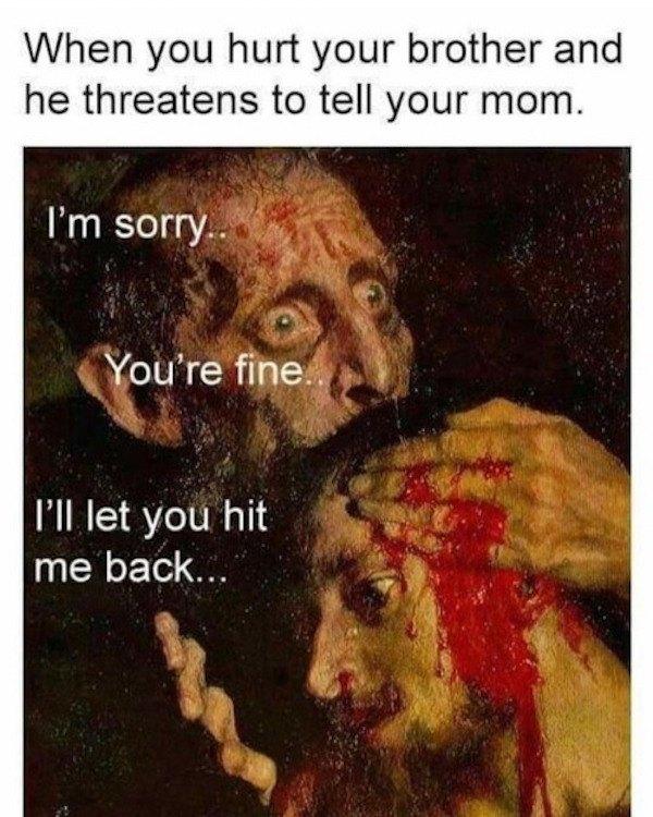Hurt Brother