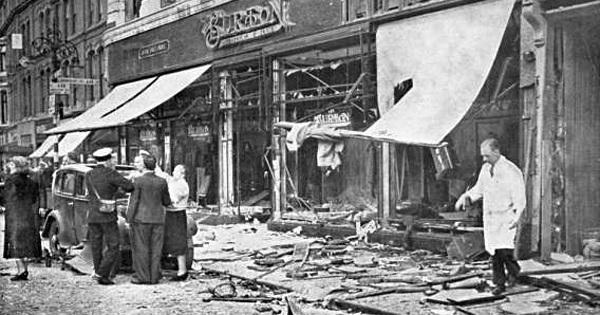 IRA Car Bomb