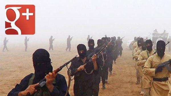 ISIS Google Plus