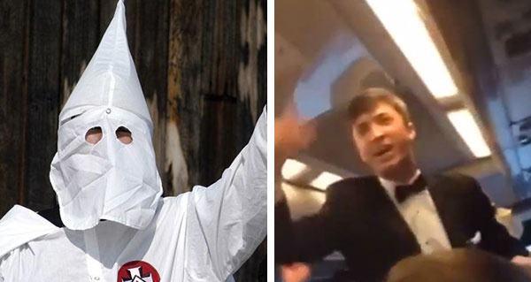 KKK Sues Oklahoma Fraternity