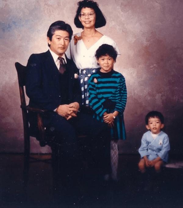 Hilarious Family Glamour Photos