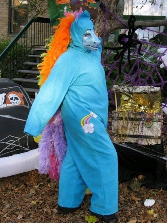 My Little Pony Cosplay Fail