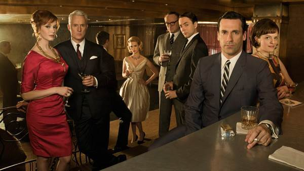 Mad Men Character Quiz