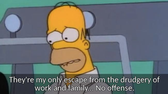 Homer Simpson Quotes On Movies