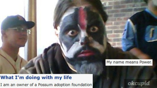 Possum Adoption Juggalo