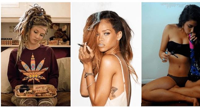 Marijuana Weed Rihanna