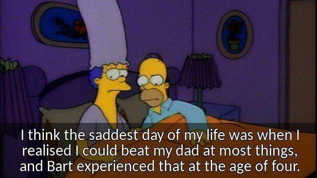 Saddest Day