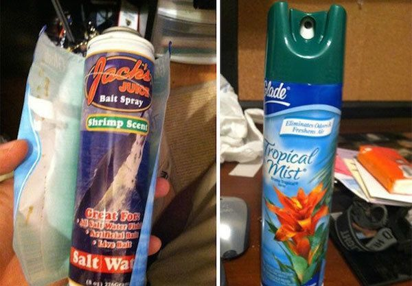 Shrimp Spray Air Freshener