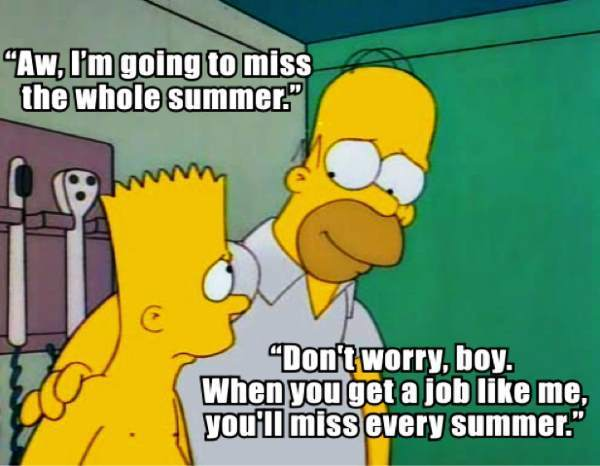 Summers