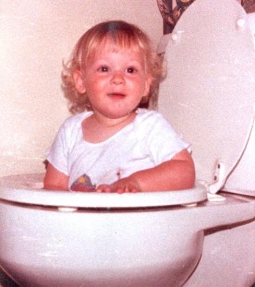 Toilet Bowl Baby