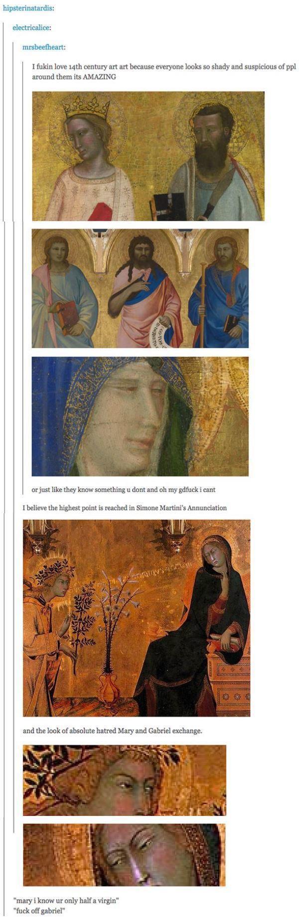 Tumblr Art History