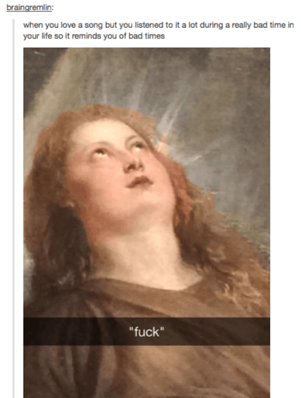 Tumblr Through Art History