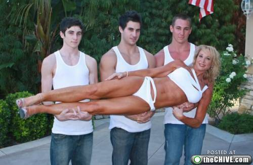 Uncomfortable Family Photos