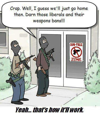 Weapons Ban