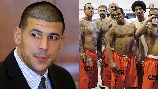 Aaron Hernandez Signs Contract
