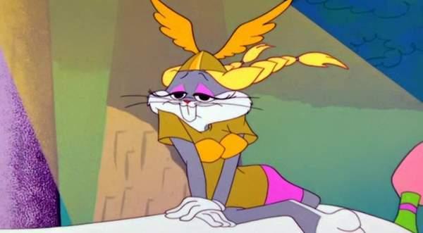 Bugs Bunny In Drag