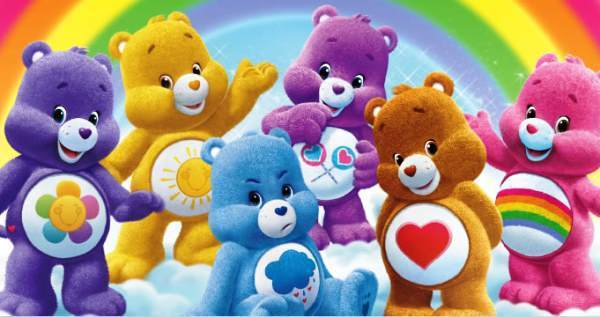 Which Bear gets your Care-ing juices flowing?