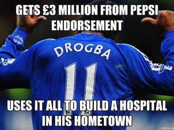 Drogba Soccer