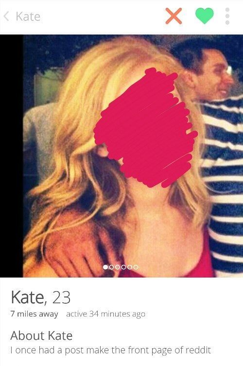Catchy tinder taglines