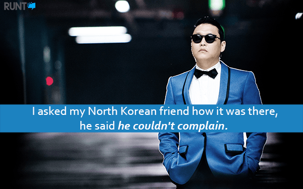 Funny Jokes About North Korea
