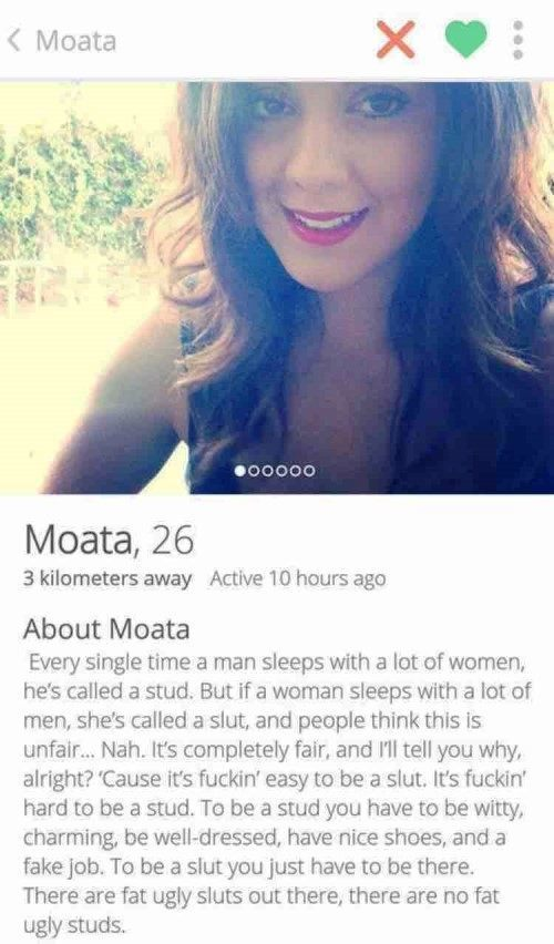 funny dating profiles bios