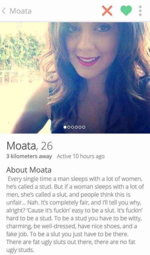 Unique dating profiles